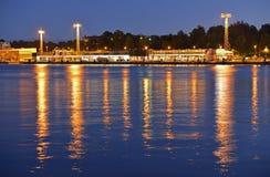 Ολυμπία Terminal Στοκ εικόνα με δικαίωμα ελεύθερης χρήσης