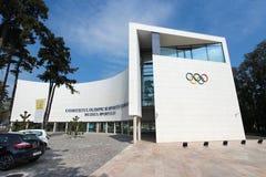 Ολυμπιακή Επιτροπή Στοκ Εικόνα