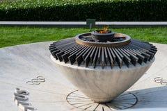 Ολυμπιακή φλόγα Στοκ Εικόνες