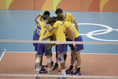 Ολυμπιακοί Αγώνες Ρίο 2016 στοκ εικόνα με δικαίωμα ελεύθερης χρήσης