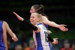 Ολυμπιακοί Αγώνες Ρίο 2016 Στοκ εικόνες με δικαίωμα ελεύθερης χρήσης