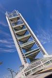 Ολυμπιακοί Αγώνες 2008 του Πεκίνου πύργων ραδιοφωνικής αναμετάδοσης Στοκ φωτογραφίες με δικαίωμα ελεύθερης χρήσης