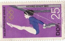 Ολυμπιακός αθλητισμός Στοκ Εικόνες