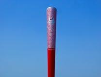 Ολυμπιακός πλέοντας κεντρικός φανός Qingdao στοκ φωτογραφία