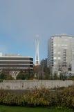 Ολυμπιακό πάρκο γλυπτών στο Σιάτλ Στοκ φωτογραφία με δικαίωμα ελεύθερης χρήσης