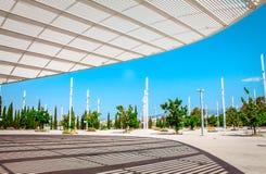 ολυμπιακό πάρκο Στοκ φωτογραφία με δικαίωμα ελεύθερης χρήσης