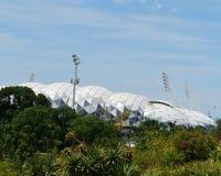 Ολυμπιακό στάδιο στη Μελβούρνη στοκ εικόνα με δικαίωμα ελεύθερης χρήσης