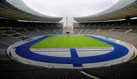 ολυμπιακό στάδιο του Βερολίνου Στοκ φωτογραφία με δικαίωμα ελεύθερης χρήσης