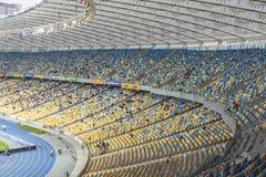 Ολυμπιακό στάδιο NSC (NSC Olimpiyskyi) σε Kyiv, Ουκρανία Στοκ φωτογραφία με δικαίωμα ελεύθερης χρήσης