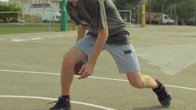 Ο υπερασπιστής Streetball προκαλεί τον κύκλο εργασιών του δυσάρεστου φορέα φιλμ μικρού μήκους