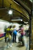 ο υπόγειος ανθρώπων β Στοκ Φωτογραφία