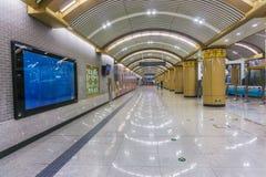 Ο υπόγειος του Πεκίνου Στοκ Εικόνα