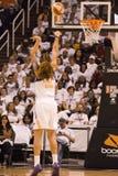 Ο υδράργυρος WNBA Phoenix κερδίζει γύρω από ένα από τελικά στοκ εικόνα