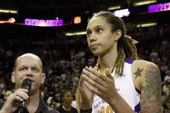 Ο υδράργυρος WNBA Phoenix κερδίζει στοκ φωτογραφίες με δικαίωμα ελεύθερης χρήσης