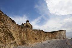 Ο φάρος της Belle Toute στο Beachy κεφάλι Στοκ Εικόνες