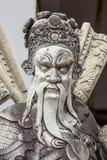 Ο φύλακας δαιμόνων, ο κινεζικός Stone Στοκ Εικόνες