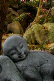Ο χαμογελώντας Βούδας σας φέρνει την τύχη στοκ φωτογραφία με δικαίωμα ελεύθερης χρήσης
