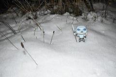 Ο χειμώνας έρχεται, παιχνίδι των θρόνων, εποχή 8 στοκ φωτογραφία με δικαίωμα ελεύθερης χρήσης