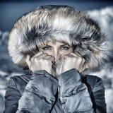 Ο χειμώνας μόδας κοιτάζει Στοκ φωτογραφίες με δικαίωμα ελεύθερης χρήσης