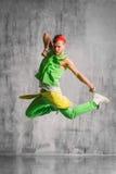 Ο χορευτής στοκ φωτογραφία