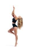 Ο χορευτής στοκ φωτογραφία με δικαίωμα ελεύθερης χρήσης