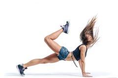 Ο χορευτής στοκ εικόνες