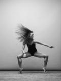 Ο χορευτής Στοκ Εικόνα
