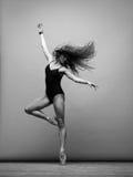 Ο χορευτής Στοκ εικόνα με δικαίωμα ελεύθερης χρήσης