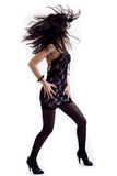 ο χορός αφήνει Στοκ εικόνες με δικαίωμα ελεύθερης χρήσης