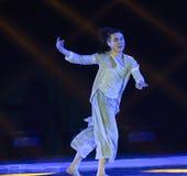 Ο χορός εγχώριων πολεμιστής-πανεπιστημιουπόλεων Στοκ φωτογραφία με δικαίωμα ελεύθερης χρήσης
