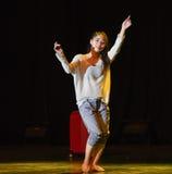 Ο χορός ταξιδιώτης-πανεπιστημιουπόλεων Στοκ Φωτογραφία