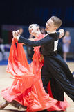 ο χορός 20 ζευγών μπορεί Μινσκ να προγραμματίσει τα πρότυπα Στοκ Εικόνες