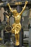 Ο Χριστός στο σταυρό Στοκ εικόνα με δικαίωμα ελεύθερης χρήσης