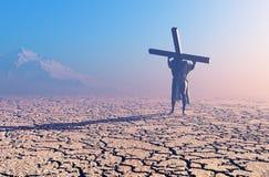 Ο Χριστός Στοκ Φωτογραφία