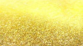 Ο χρυσός ακτινοβολεί αφηρημένο υπόβαθρο σύστασης απεικόνιση αποθεμάτων