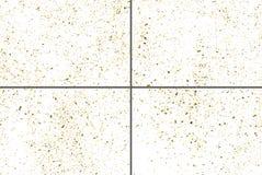 Ο χρυσός ακτινοβολεί διάνυσμα σύστασης Καθορισμένο στοιχείο σχεδίου στοκ εικόνες με δικαίωμα ελεύθερης χρήσης