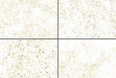 Ο χρυσός ακτινοβολεί διάνυσμα σύστασης Καθορισμένο στοιχείο σχεδίου στοκ φωτογραφία με δικαίωμα ελεύθερης χρήσης
