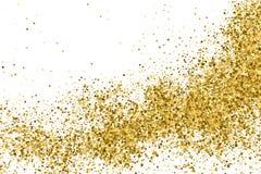 Ο χρυσός ακτινοβολεί σύσταση στοκ εικόνα