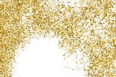 Ο χρυσός ακτινοβολεί σύσταση στοκ φωτογραφίες