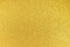 Ο χρυσός ακτινοβολεί υπόβαθρο Στοκ Φωτογραφία