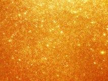 Ο χρυσός ακτινοβολεί υπόβαθρο Στοκ φωτογραφία με δικαίωμα ελεύθερης χρήσης