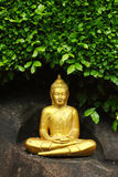 Ο χρυσός Βούδας Στοκ Φωτογραφία