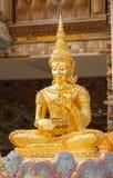 Ο χρυσός Βούδας σε Wat Phasornkaew Επαρχία Phetchabun, Ταϊλάνδη Στοκ φωτογραφία με δικαίωμα ελεύθερης χρήσης