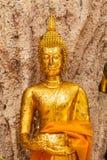 Ο χρυσός Βούδας Στοκ φωτογραφία με δικαίωμα ελεύθερης χρήσης
