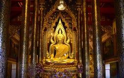 Ο χρυσός Βούδας Στοκ εικόνα με δικαίωμα ελεύθερης χρήσης