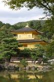 Ο χρυσός ναός Κιότο Ιαπωνία Στοκ Εικόνες