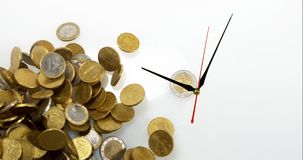 Ο χρόνος είναι χρήματα, απόθεμα βίντεο