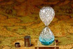 Ο χρόνος είναι χρήματα Στοκ Εικόνα