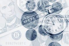 Ο χρόνος είναι χρήματα Στοκ φωτογραφία με δικαίωμα ελεύθερης χρήσης
