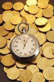 Ο χρόνος είναι χρήματα Στοκ φωτογραφίες με δικαίωμα ελεύθερης χρήσης